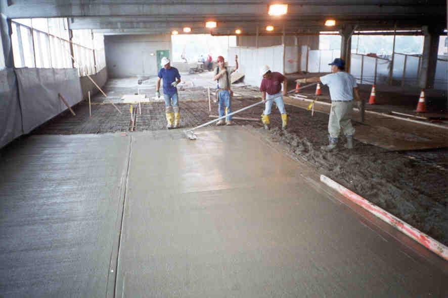 Concrete Repair And Restoration